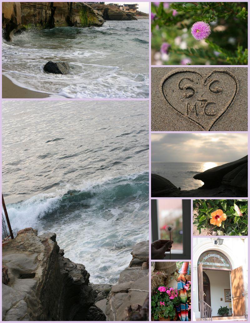 San Diego Collage