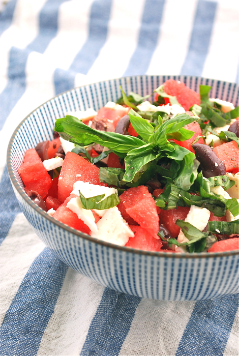 Watermelon-and-feta-salad